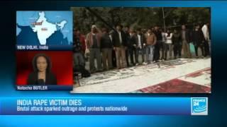 Download India rape victim's funeral held in New Delhi INDIA FRANCE 24 Video