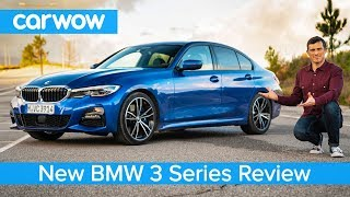 Download New BMW 3 Series 2019 ultimate REVIEW - 320d, 330i & M340i tested on road, track and for 'bugs'! Video