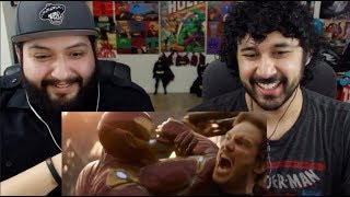 Download AVENGERS: INFINITY WAR - ″Legacy″ & ″Thanos Snaps His Fingers″ TV SPOTS TRAILER REACTION!!! Video