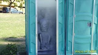 Download Guy Freezes Himself in Carbonite Like Han Solo For Intergalactic Prank Video
