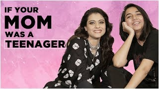 Download If Your Mom Acted Like A Teenager Ft. Kajol | Helicopter Eela | MostlySane Video