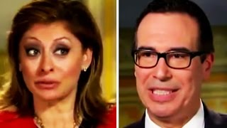 Download Steve Mnuchin Tells Maria Bartiromo Trump Admin Does Not Plan On Touching Entitlements (For Now) Video