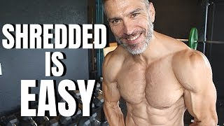 Download How To Get Shredded Easy Steps Video