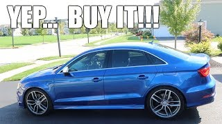 Download 2015 Audi S3 Honest Review - It's Better Than My RS3!!! Video