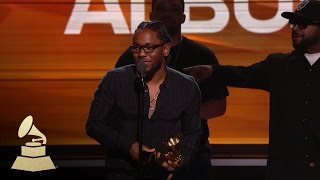 Download Kendrick Lamar | Best Rap Album | 58th GRAMMYs Video