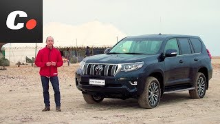 Download Toyota Land Cruiser (Prado) 2018 | Primera prueba / Test / Review en español | coches Video