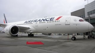 Download [Flight Report] AIR FRANCE | Paine Field Everett ✈ Paris | Boeing 787-9 | Business Video