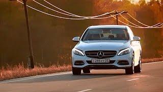 Download Mercedes C-Klass 2014 - ТЕСТ ДРАЙВ /полная версия/ с Александром Михельсоном Video