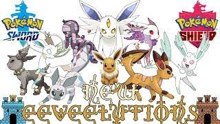 Download New Eeveelutions for Pokémon Sword & Shield Video