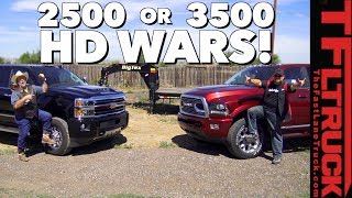 Download Compared 3/4 vs 1-Ton: Which HD Truck is Best for You? TFL Expert Buyer's Guide Video