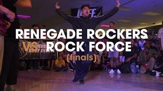 Download Renegade Rockers vs Rock Force (Finals) ► .stance x UDEFtour.org ◄ SEC 23rd Anniversary Video