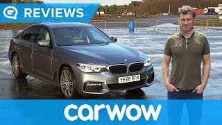 Download BMW 5 Series 2018 in-depth review | Mat Watson Reviews Video