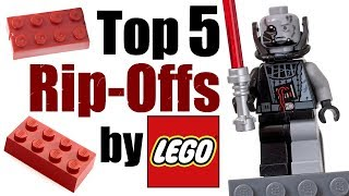 Download Top 5 Rip-Offs by LEGO! Video