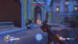 Download Overwatch gameplay: #37; Hyper Mercy and friends Video