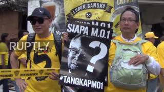 Download Malaysia: Thousands demand PM Najib Razak's resignation in Kuala Lumpur Video
