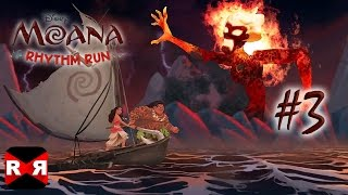 Download Moana: Rhythm Run (By Disney) - iOS / Android - Gameplay Part 3 Video