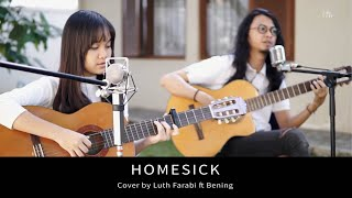 Download Homesick - Kings of Convenience, cover by Luth Farabi ft Bening Video