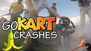Download Go Kart crashes compilation ♿️ 🚑 💥✨🔥 #1 Video