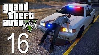 GTA V LSPDFR 0 2 Patrol - Day 5 - Streets Racers Free Download Video
