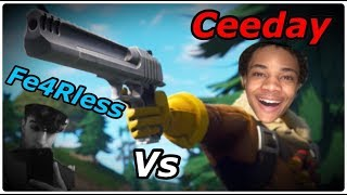 Download CEEDAY vs FE4RLESS BEST MOMENTS (CEEDAY GOT LIGMA) Video