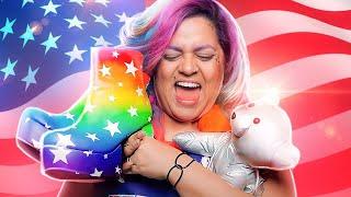 Download COMPRINHAS ESTRANHAS DOS EUA #UNSACOLING - Nunca Te Pedi Nada Video
