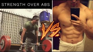 Download WHY I Choose STRENGTH Over ABS Video