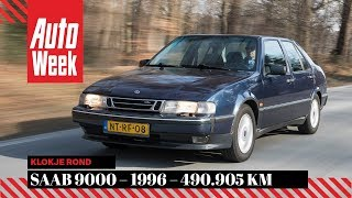 Download Saab 9000 2.0 LPT CDE – 1996 – 490.905 km - Klokje Rond Video