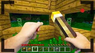 Download Realistic Minecraft - OUR FIRST DAY IN MINECRAFT #1 Video