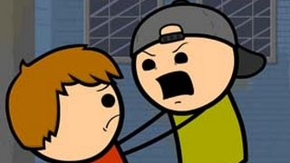 Download Return of the Purple Shirted Eye Stabber - Cyanide & Happiness Shorts Video