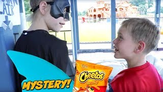 Download The Missing Cheetos Mystery! SuperHeroKids Comic In Real Life Video