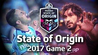 Download State of Origin 2017 - Game 2 - Episode 2 - NSW v QLD - Thurston's Last Origin Video