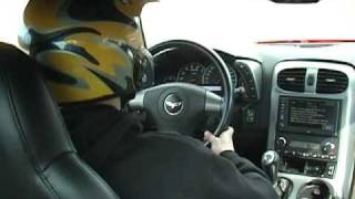 Download Cam only LS2 Corvette goes 11.24 at 123mph Video