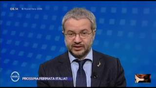 Download Claudio Borghi Aquilini Omnibus Interventi Referendum e €uro 18/11/2016 Video
