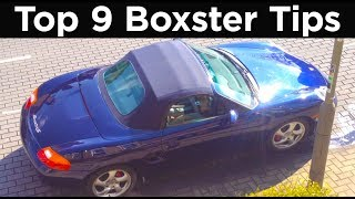 Download Top 9 tips for owning a Porsche Boxster | Road & Race S02E05 Video