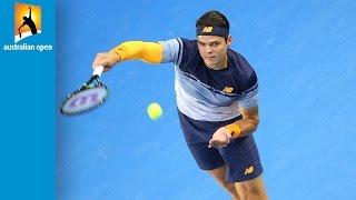 Download Top 5 singles trick shots   Australian Open 2016 Video