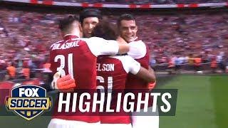 Download Arsenal vs. Chelsea | 2017 FA Community Shield Highlights Video