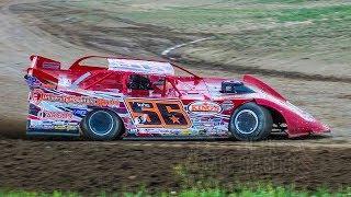 Download Russ King #56 | In-Car Camera | Eriez Speedway | 9-23-17 Video