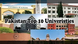 Download Pakistan top 10 Universities Video