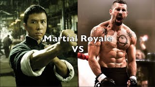 Download Ip Man vs. Yuri Boyka (Fight Analysis) - Martial Royale Video