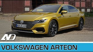Download Volkswagen Arteon - Primer Vistazo desde Alemania Video