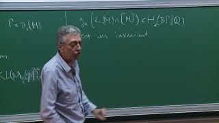 Download Georges Skandalis - K-théorie à coefficients réels... Video