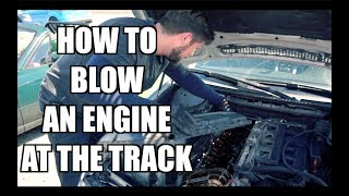 Download How to blow a BMW engine. Road To Time Attack Ep. 4 Video