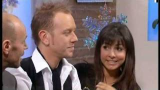 Download Roxanne Pallett slags off Zoe Salmon - Dancing On Ice - This Morning 2nd March 2009 Video