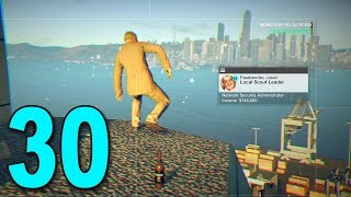 Download Watch Dogs 2 - Part 30 - DON'T JUMP! Video