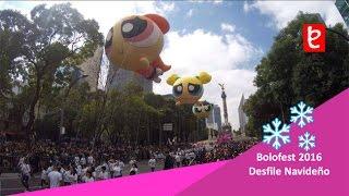 Download Bolofest, Desfile Navideño (Liverpool) 26 Noviembre 2016 | edemx Video