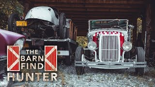Download A Flock of Ford Hot Rods Found in Fairbanks, AK | Barn Find Hunter - Ep. 52 Video
