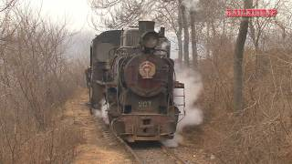 Download [0023] Xingyang Brickworks Railway Clay Train 河南省建材廠鉄路(滎陽市) Video