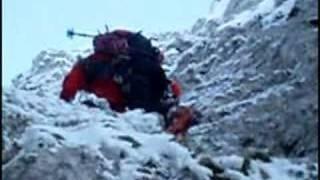 Download Kramarjeva grapa v Storžiču 26.1.2008 Video