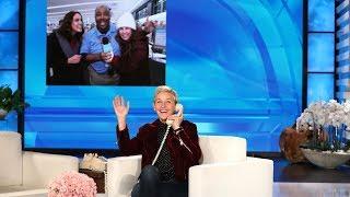 Download Ellen Surprises a Walgreens Cashier Video