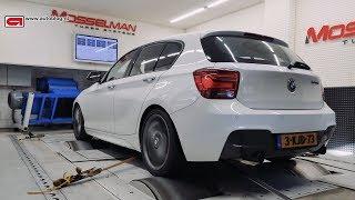 Download Power! BMW M135i van Wouter onder handen genomen Video